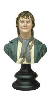 Weta Lord of the Rings Pippin Took Bust