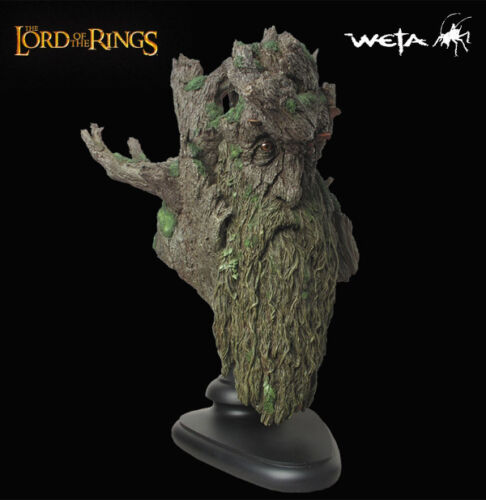 Weta Lord of the Rings Treebeard Bust