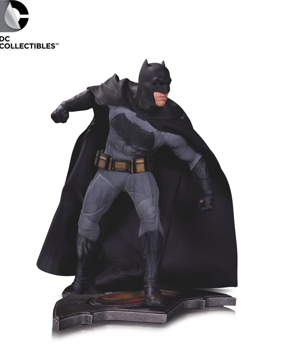 DC Comics Batman vs Superman Dawn of Justice Batman Statue