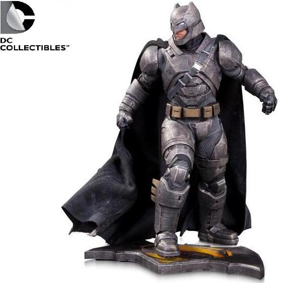 DC Comics Batman vs Superman Armored Batman Statue