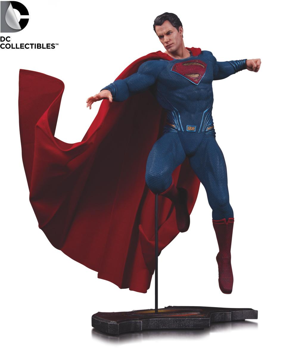 DC Comics Batman vs Superman Dawn of Justice Superman Statue