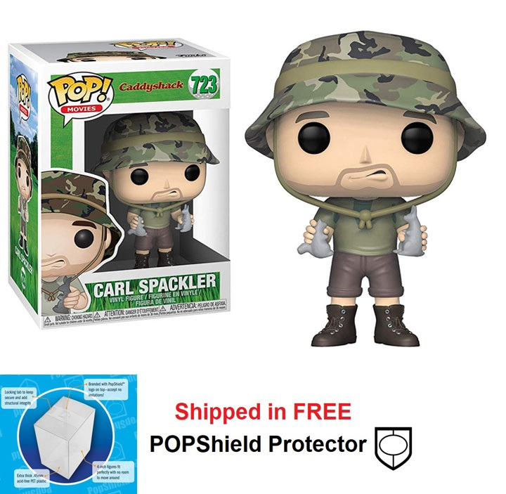 Funko POP Movies Caddyshack Carl Spackler - #723