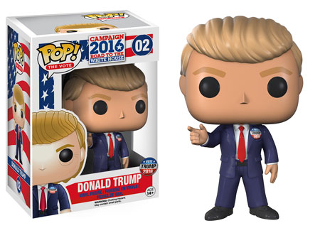Funko POP Campaign Donald Trump Figure - #02