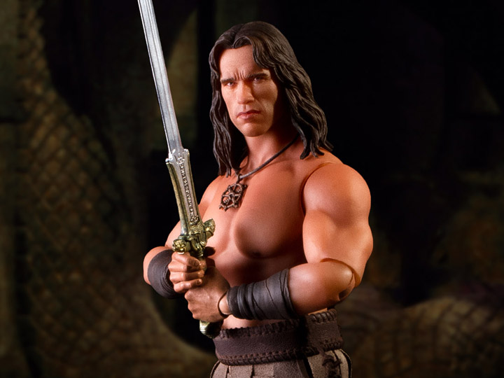 Pre-Order Chronicle Conan the Barbarian Sixth Scale Figure