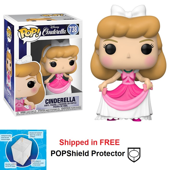 Funko POP Disney Cinderella Figure - #738