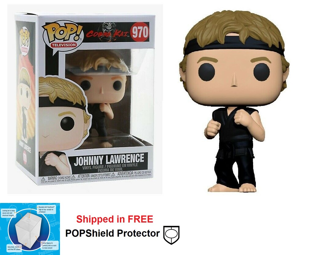 Funko POP TV Cobra Kai Johnny Lawrence - #970