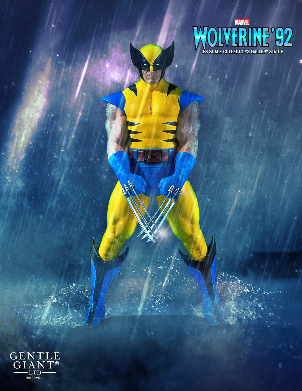 Pre-Order Gentle Giant Marvel Collector's Gallery Wolverine 92