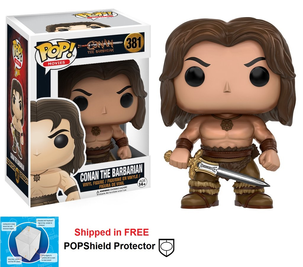 Funko POP Movies Conan the Barbarian Figure - #381