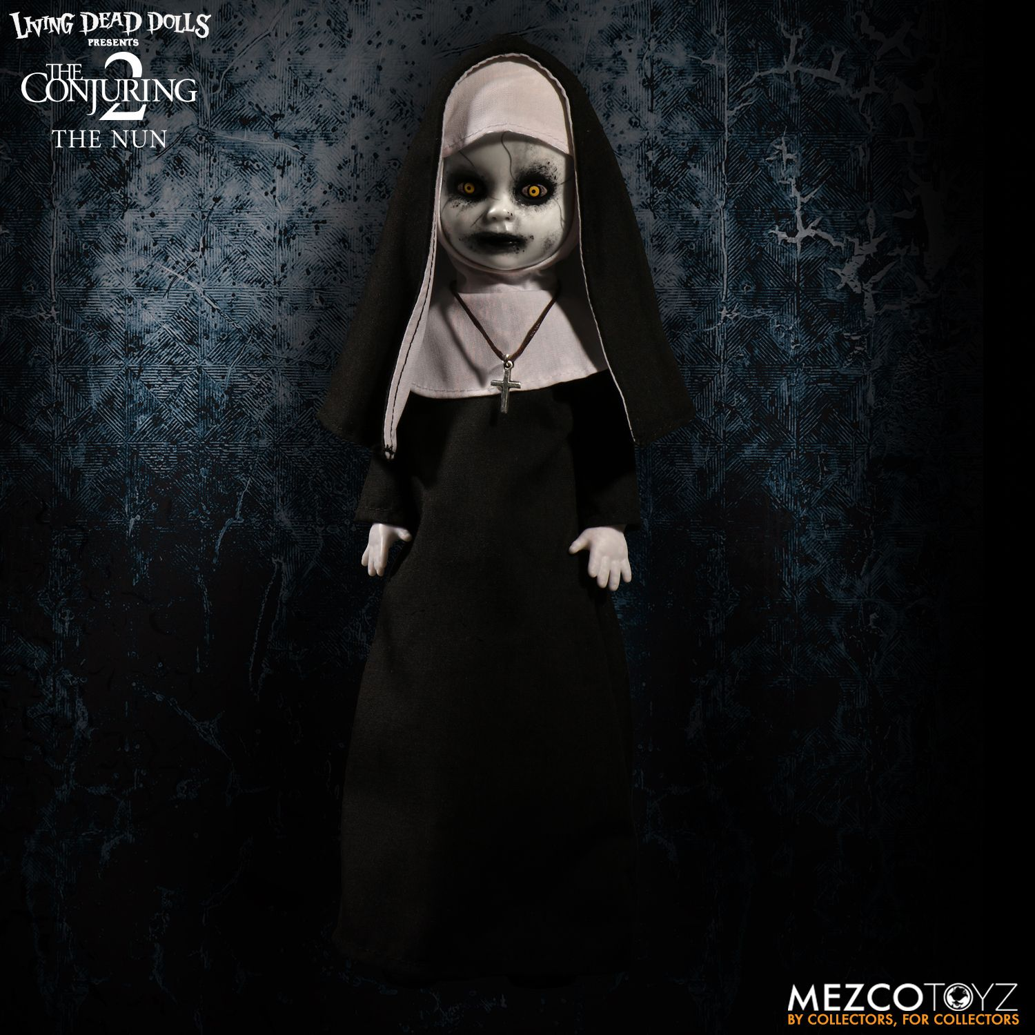 Mezco Conjuring The Nun Living Dead Doll