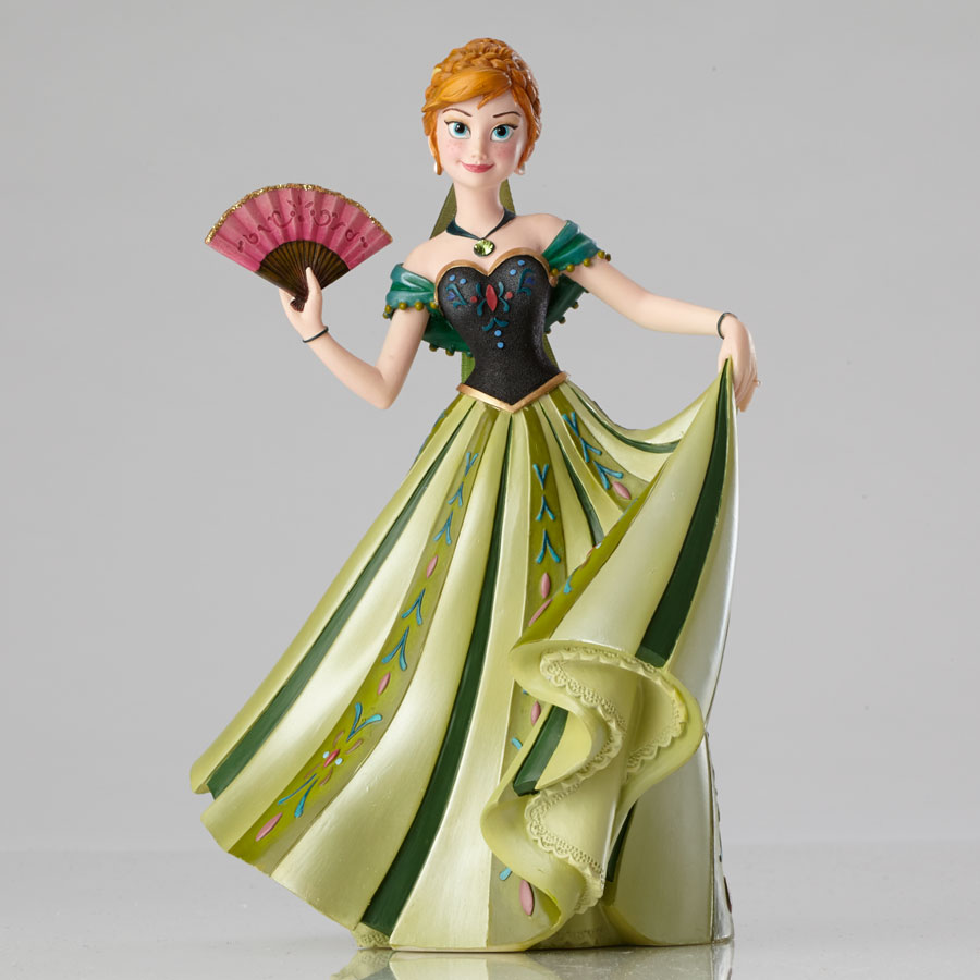 Disney Showcase Anna Frozen Couture de Force Figurine