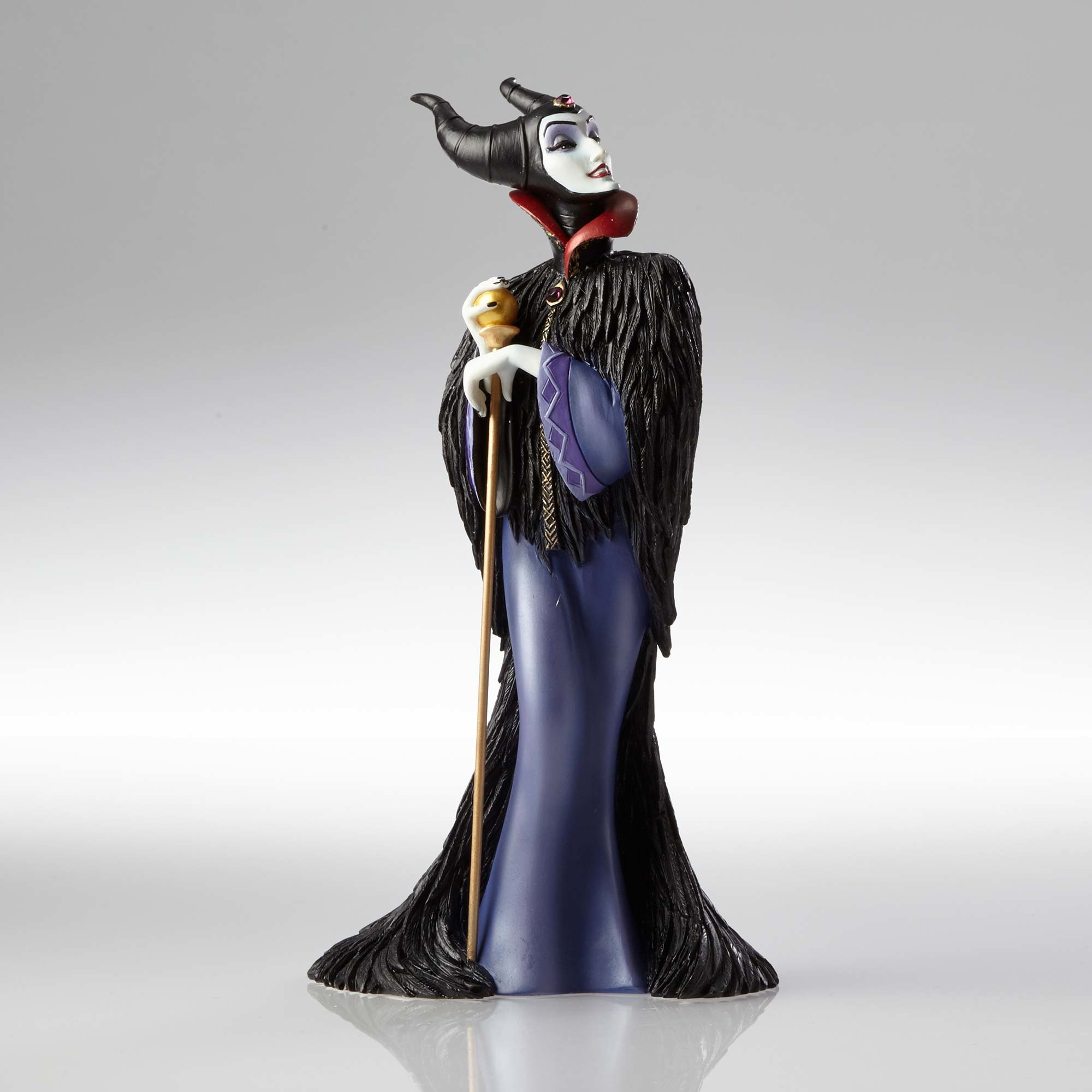 Disney Showcase Maleficent Art Deco Couture De Force Figurine