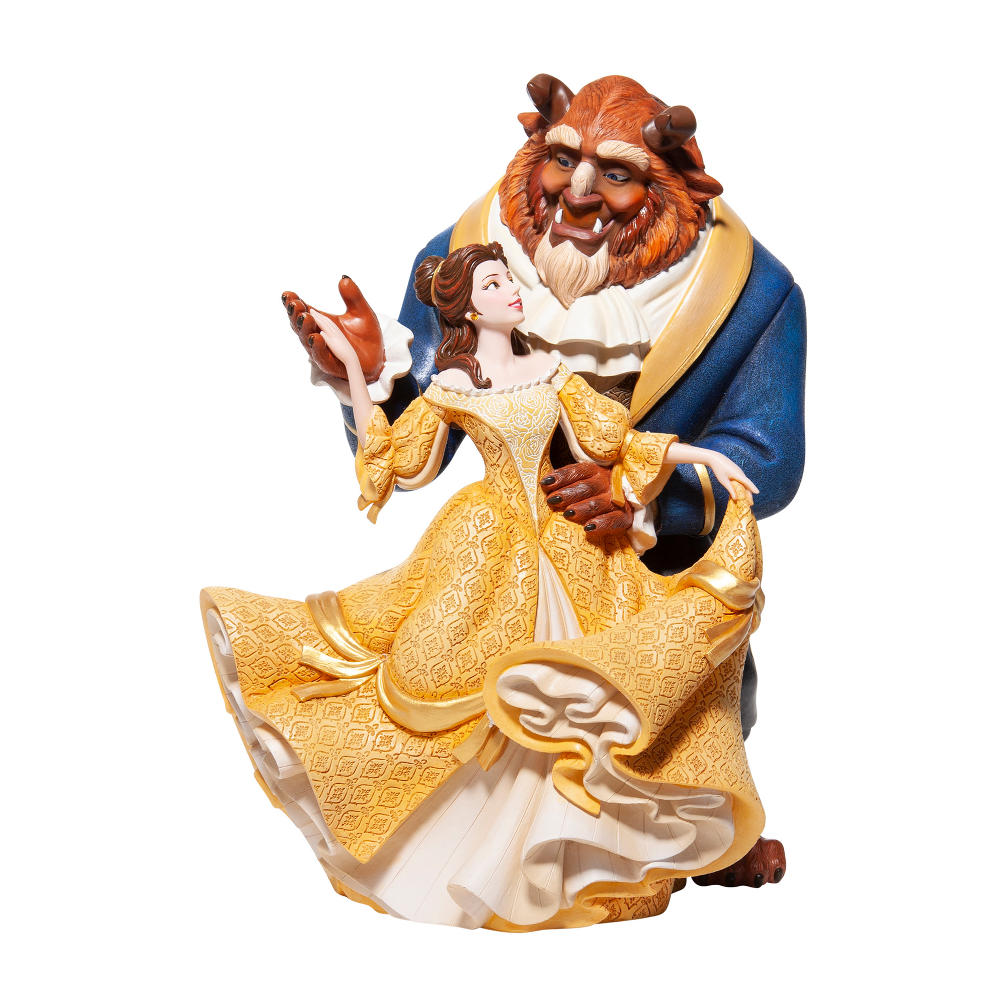 Disney Showcase Beauty & The Beast Deluxe Figurine