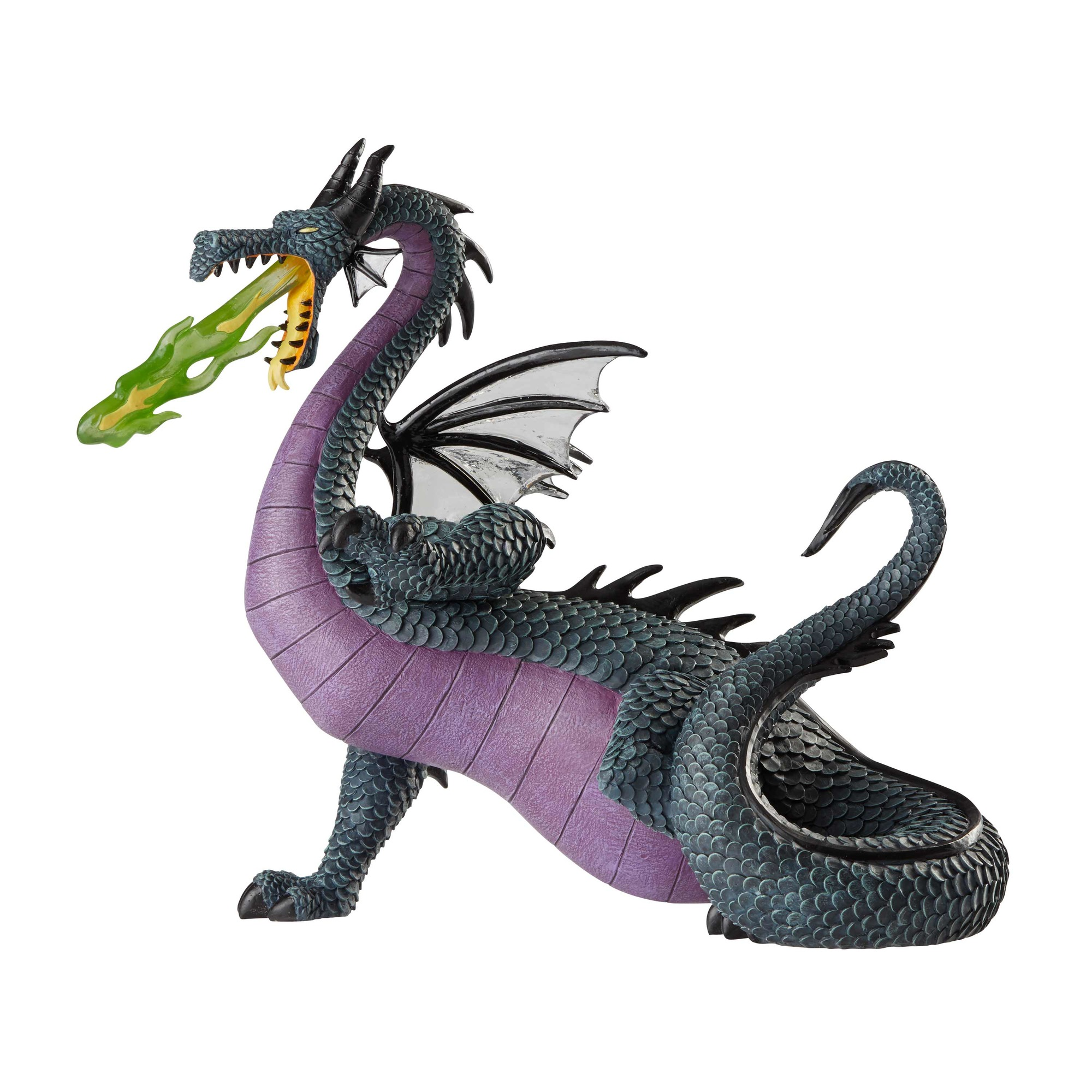 Disney Showcase Maleficient Dragon Couture de Force Figurine