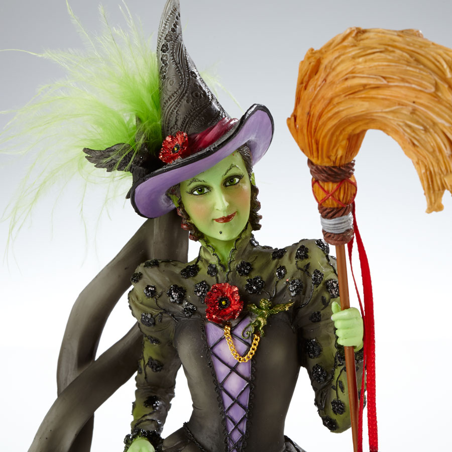 Wizard of Oz Wicked Witch Couture De Force Figurine Movies Tv Music