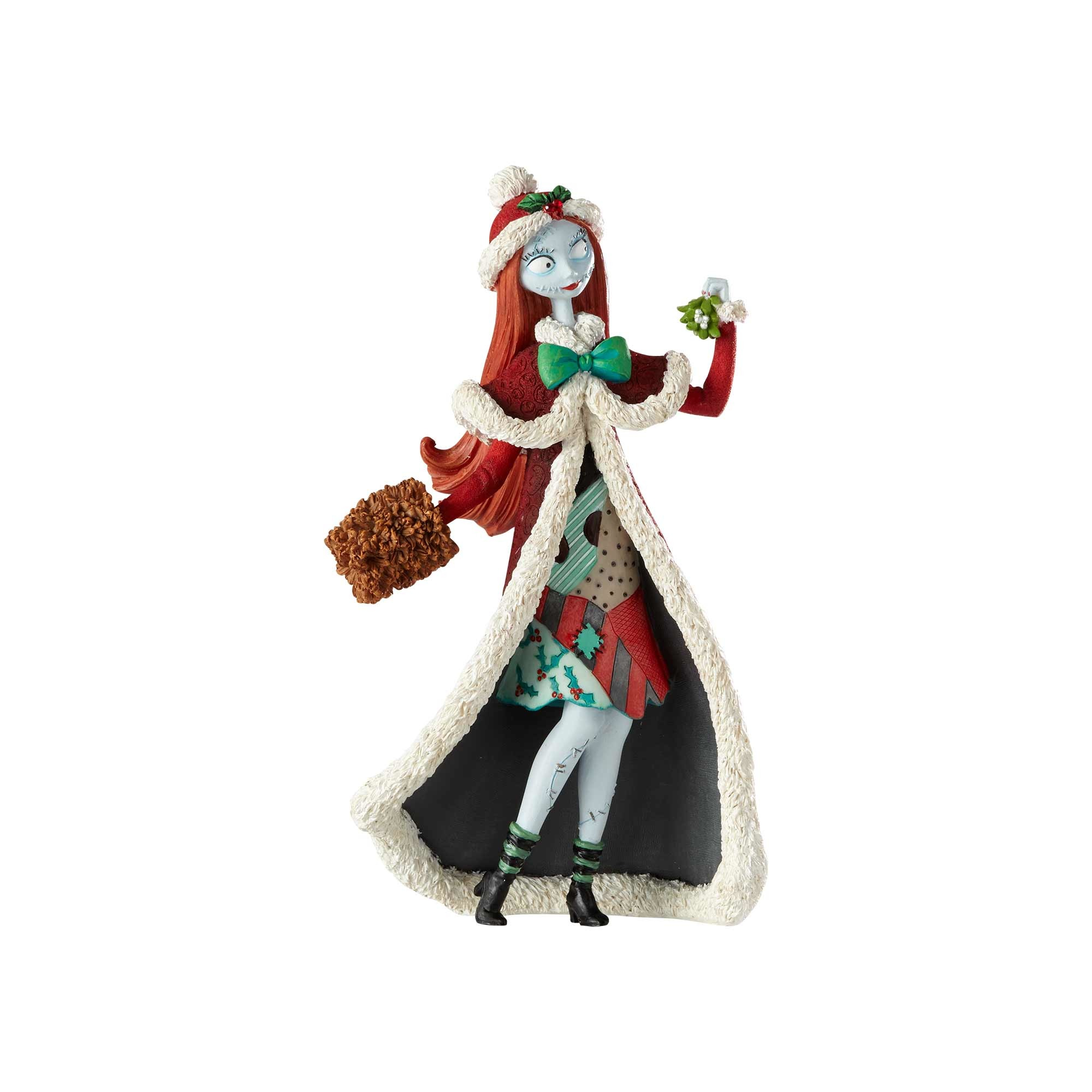Disney Showcase Sally Couture de Force Holiday Figurine