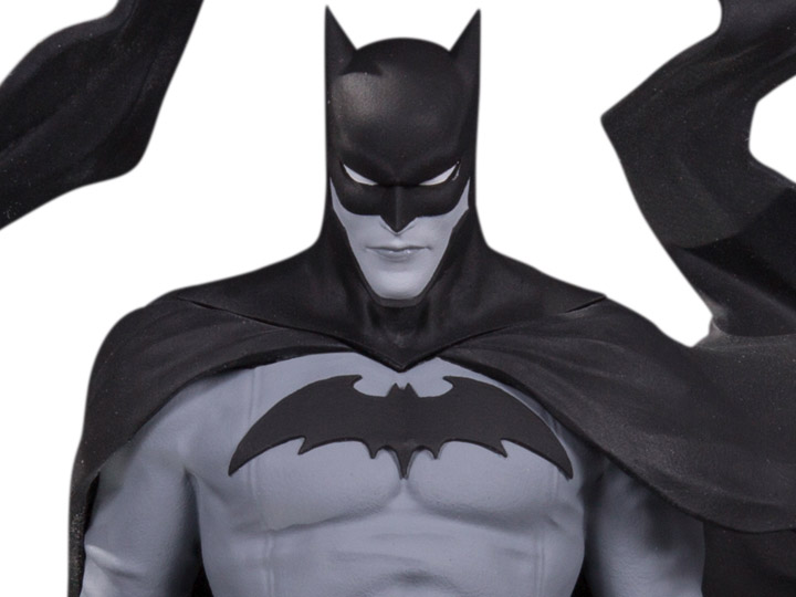 DC Comics Batman Black White Becky Cloonan Statue