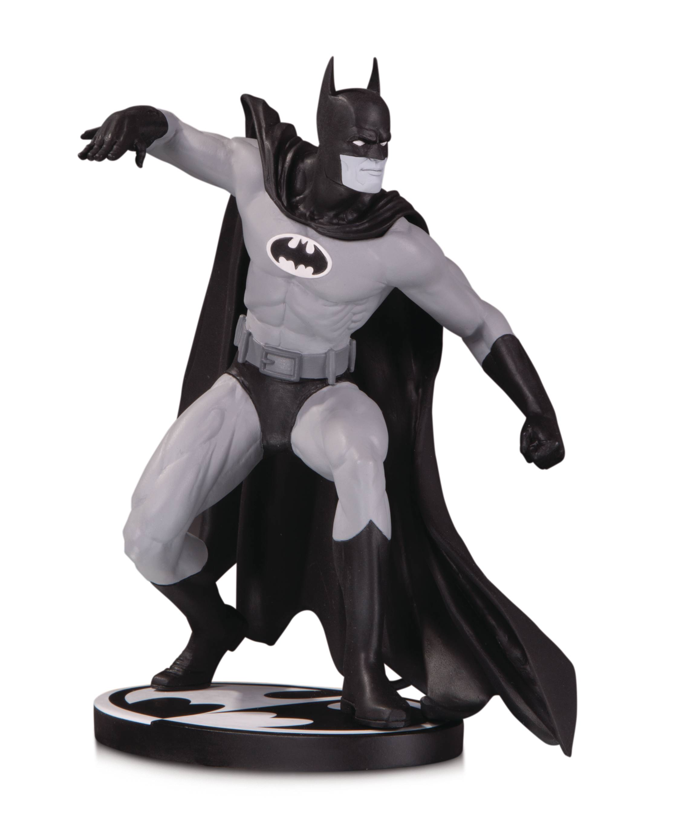 Pre-Order DC Comics Batman Black & White Colan Statue