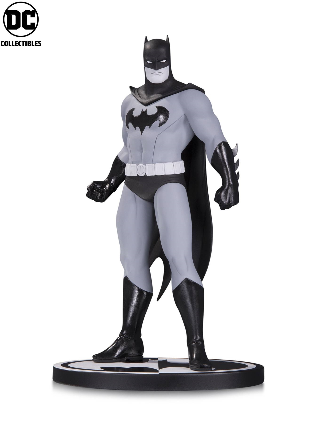 DC Comics Batman Black & White Amanda Conner Statue