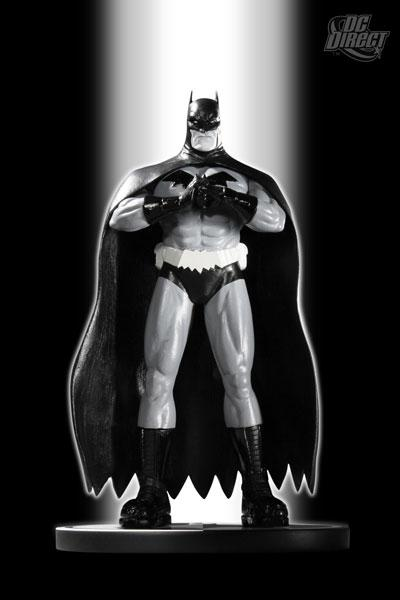 DC Comics Batman Black & White Pat Gleason Statue