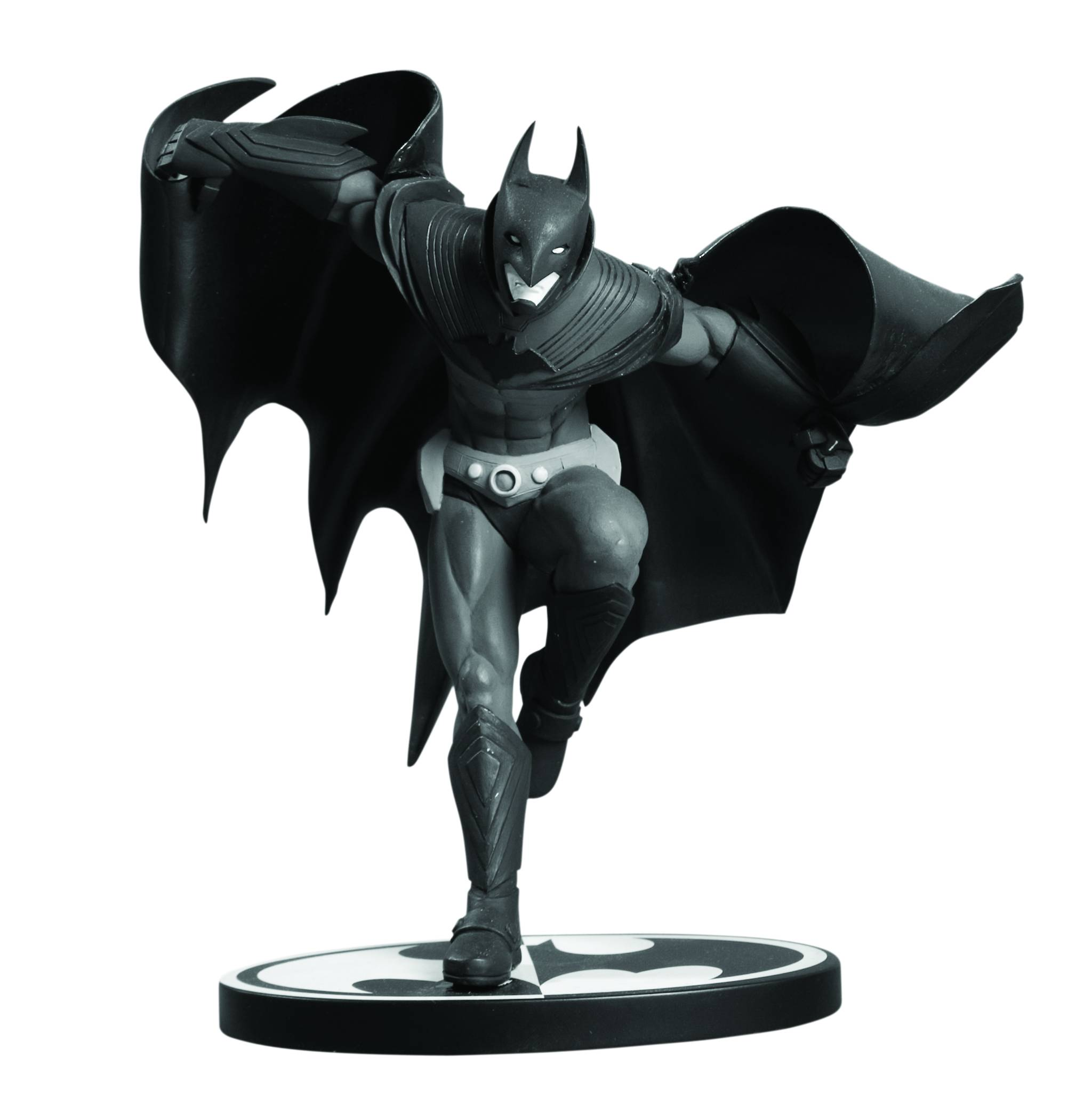 DC Comics Batman Black & White Gotham Knight II Statue