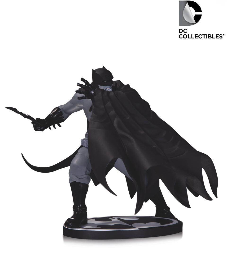 Pre-Order DC Comics Batman Black & White Johnson Batman Statue