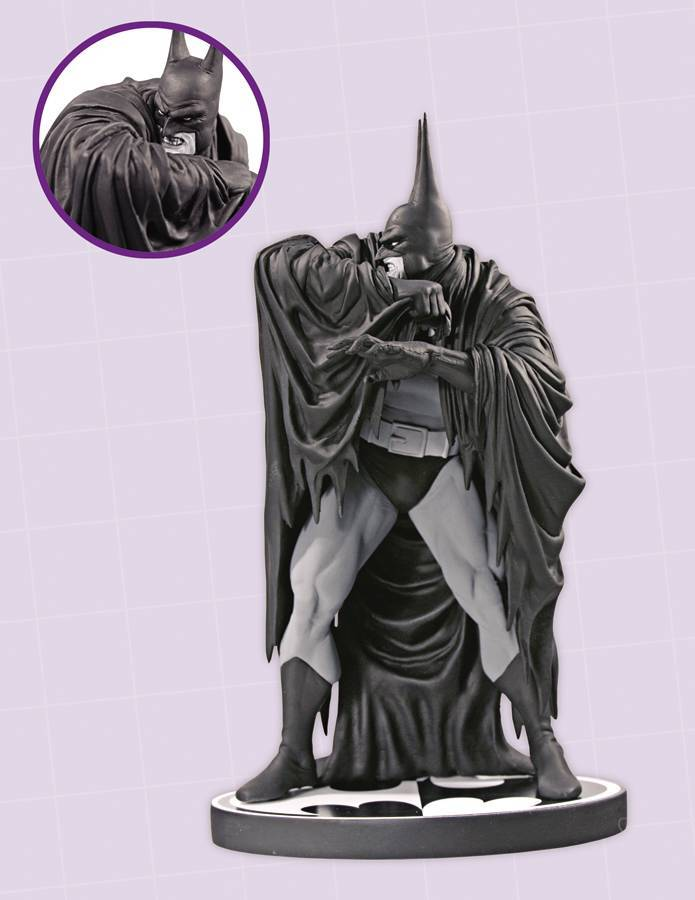 DC Comics Batman Black & White Kelley Jones Statue