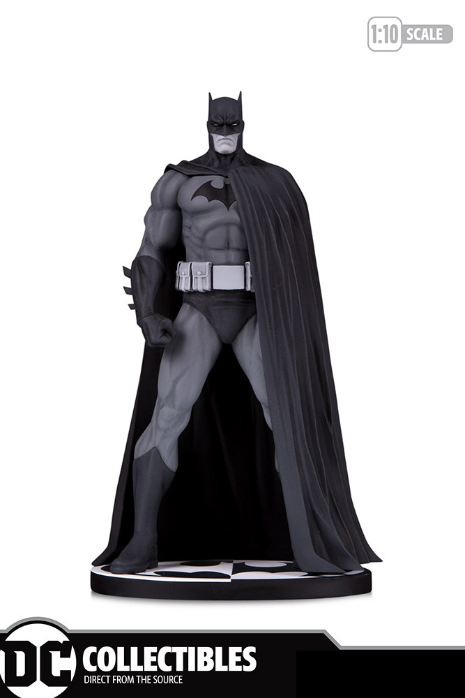 Pre-Order DC Comics Batman Black & White Jim Lee Statue