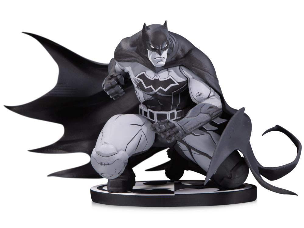 DC Comics Batman Black & White Madureira Statue