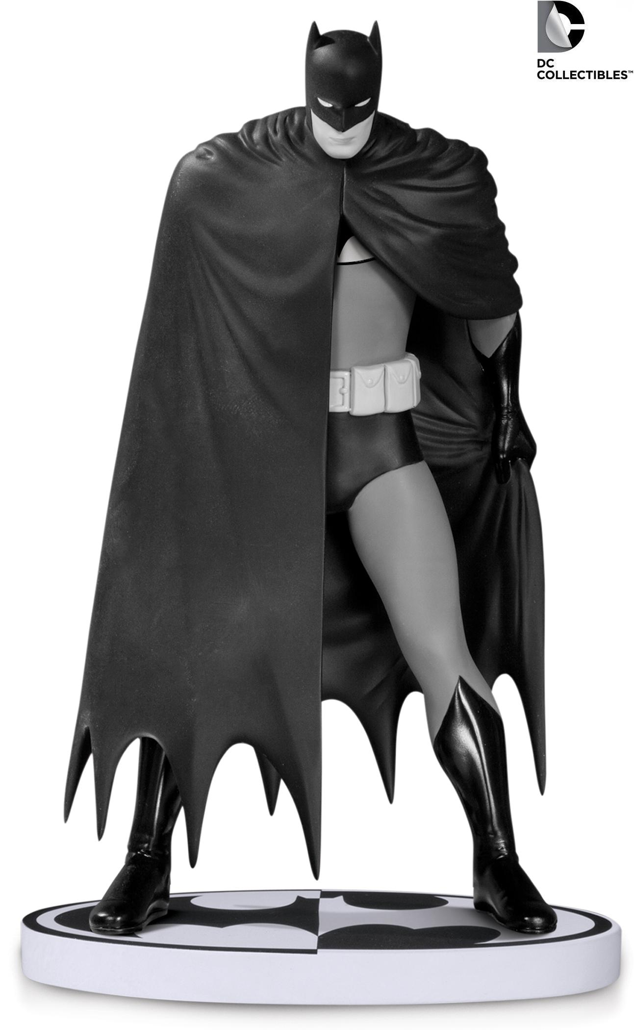 DC Comics Batman Black & White David Mazzucchelli V2 Statue