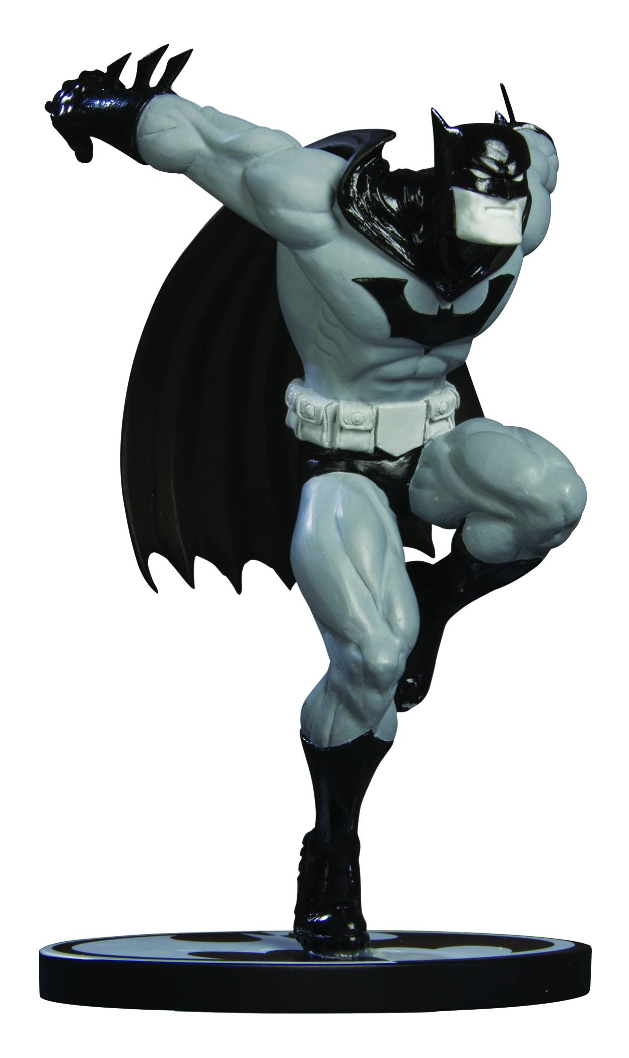 DC Comics Batman Black & White Ed McGuinness Statue