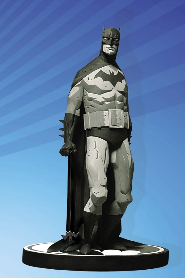 DC Comics Batman Black & White Mike Mignola Statue