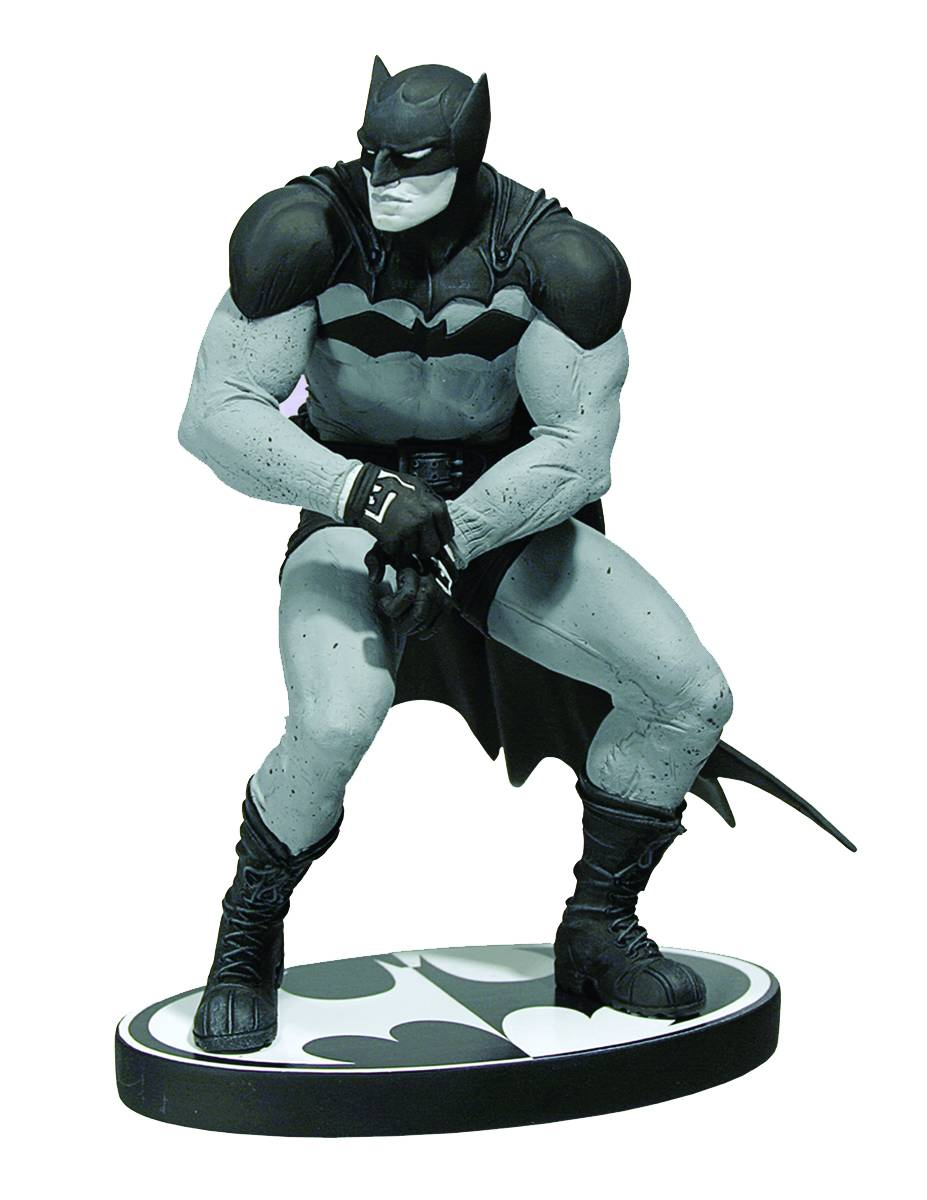 DC Comics Batman Black & White Paul Pope Statue