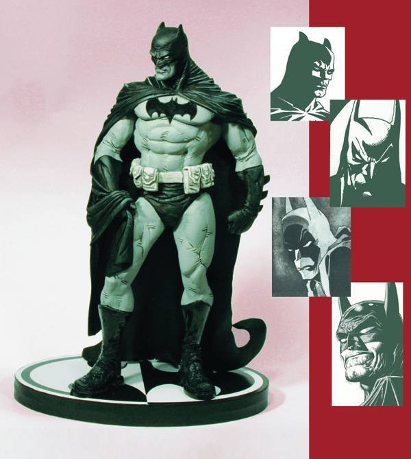 DC Comics Batman Black & White Eduardo Risso Statue