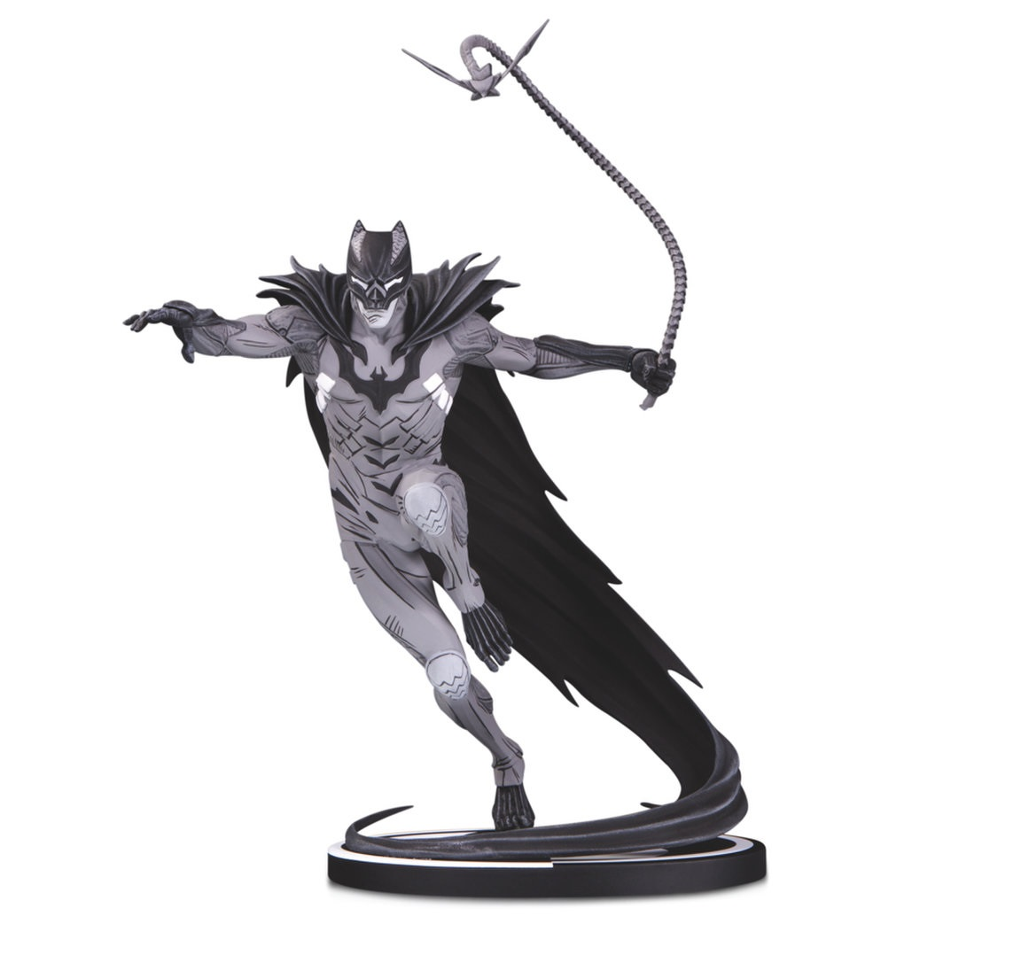 DC Comics Batman Black & White Rocafort Statue