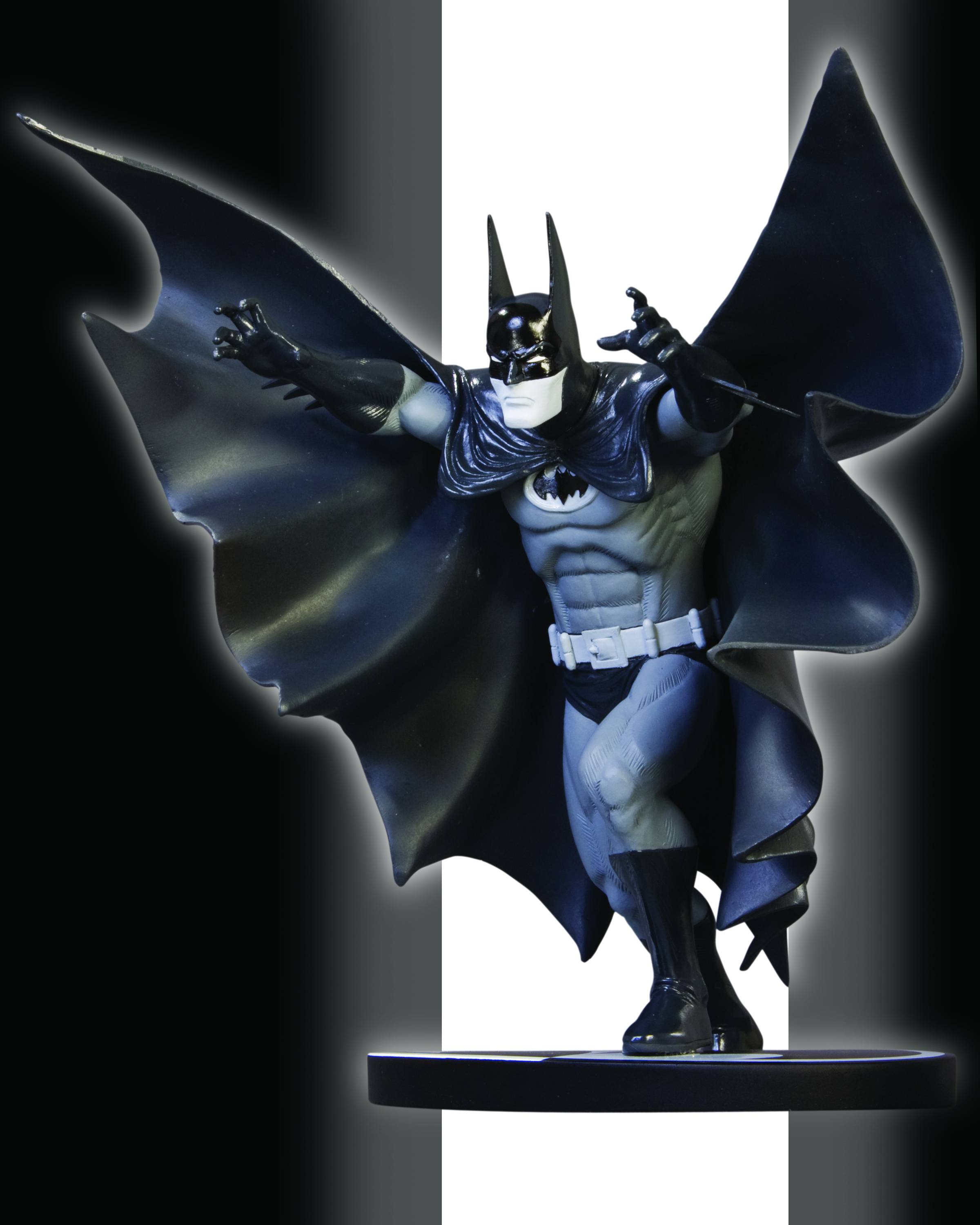 DC Comics Batman Black & White Marshall Rogers Statue