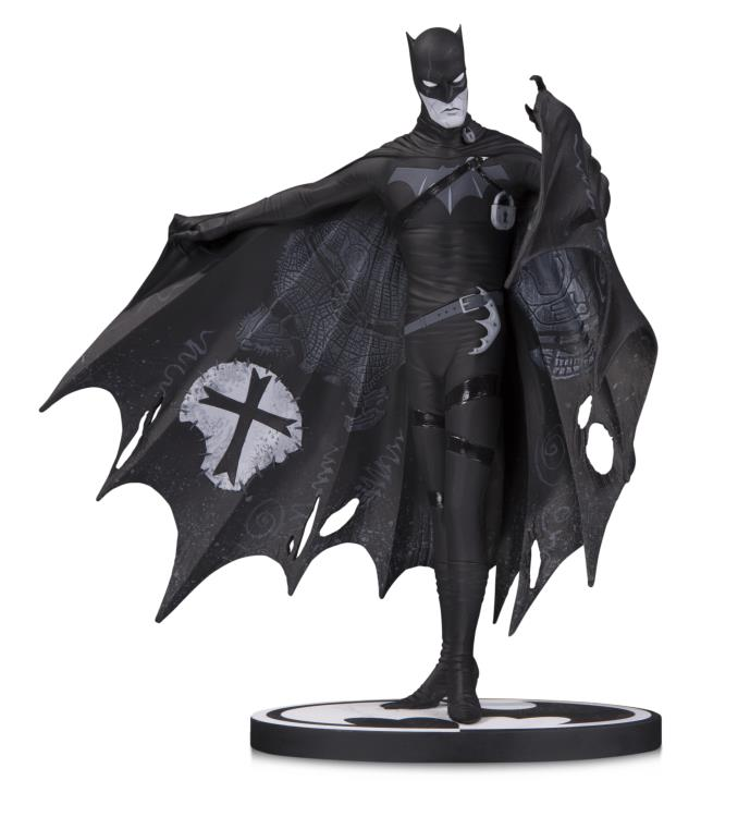 DC Comics Batman Black & White Gerard Way Statue