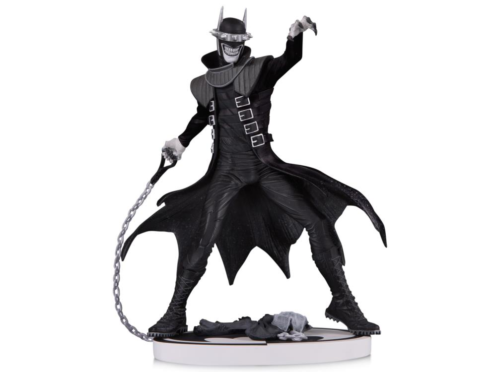 Pre-Order DC Comics Batman Black & White Who Laughs Capullo V2