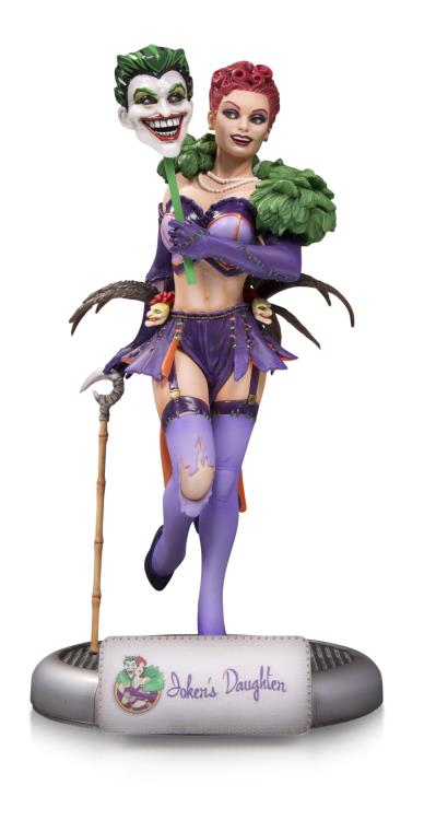 DC Comics Bombshells Joker's Daughter Statue