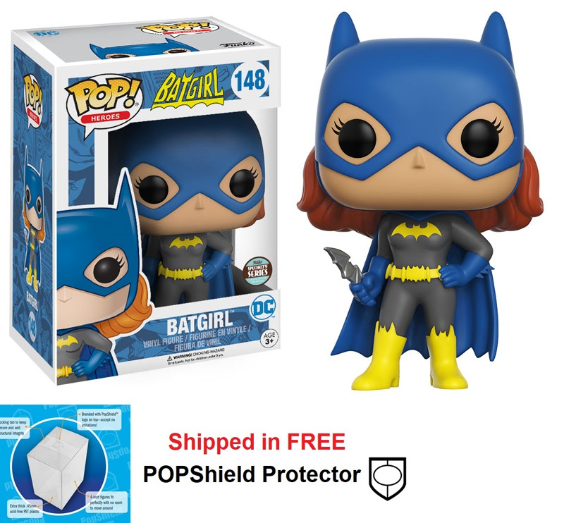 Funko POP DC Comics Batgirl Specialty Series Figure - #148