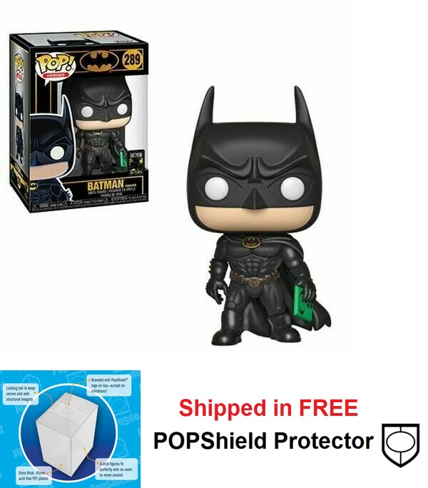 Funko POP DC Comics Batman 1995 Movie Figure - #289