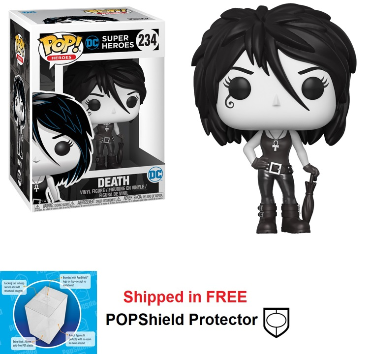 Funko POP DC Comics Death PX Exclusive Figure - #234