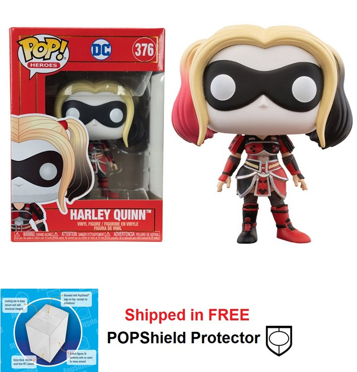 Funko POP DC Comics Imperial Palace Harley Quinn - #376