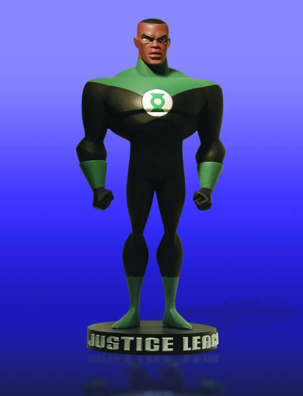 DC Comics Justice League Animated Green Lantern Maquette