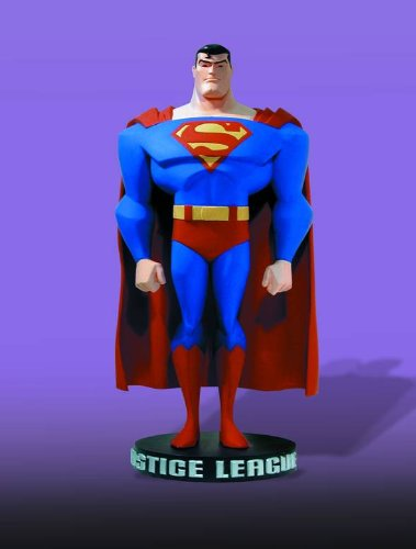 DC Comics Justice League Animated Superman Maquette