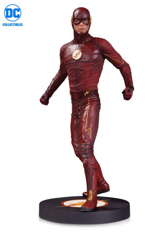 DC Comics Flash Television Series Variant Statue