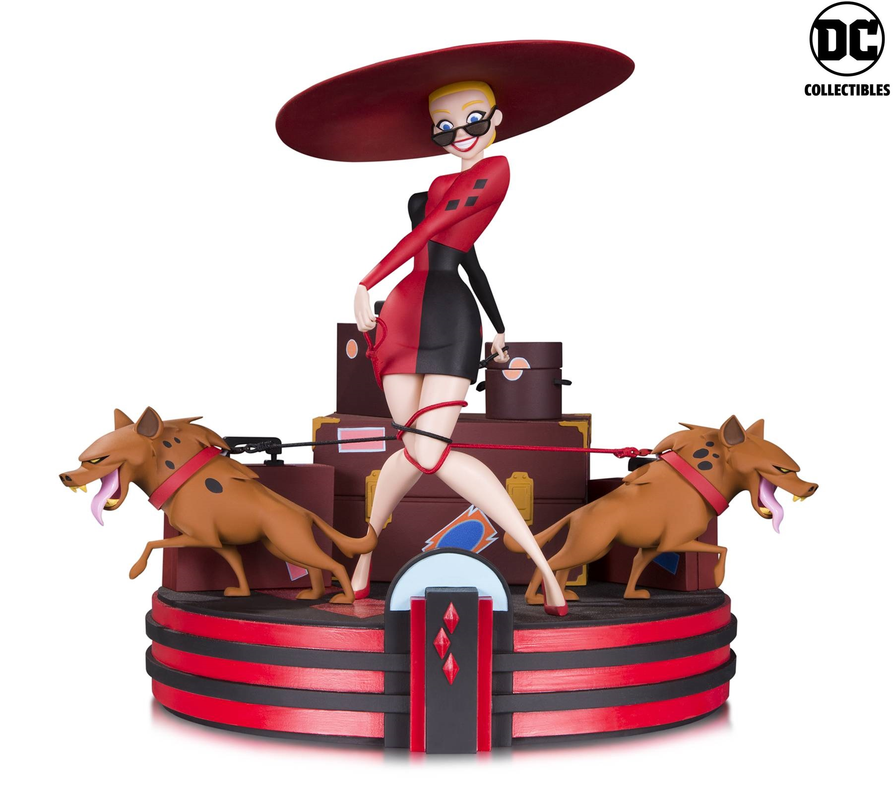 Pre-Order DC Comics Harley Quinn Harley's Holiday Statue