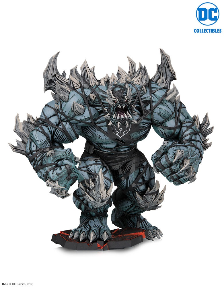 DC Comics Metal Batman The Devastator Statue