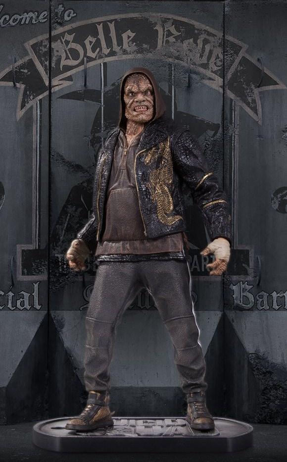 DC Comics Suicide Squad Movie Killer Croc Statue