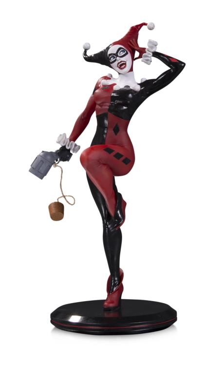 DC Comics Cover Girls Harley Quinn Joelle Jones Statue