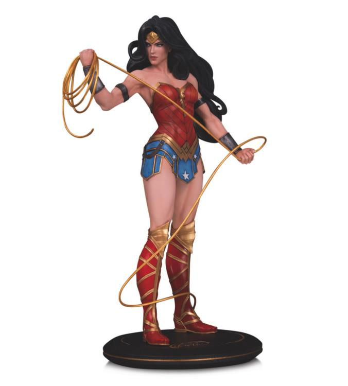 Pre-Order DC Comics Cover Girls Wonder Woman Joelle Jones Statue